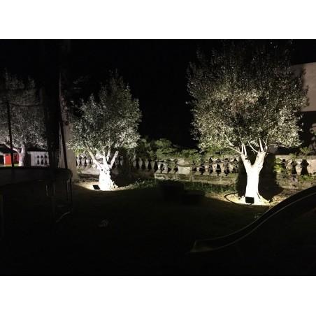 NOVEL 36 LED Tête de lampadaire LED