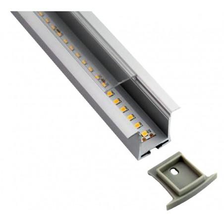 CADRA 600x600 36W dalle LED IP44