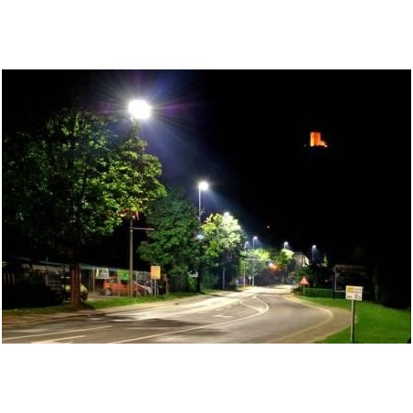 TRUNKA SQUARE 10W applique extérieur LED aluminium IP65 IK10
