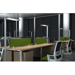 FALCO HE 120W projecteur industriel LED IP65 160 lm/W Haute efficacité lumineuse