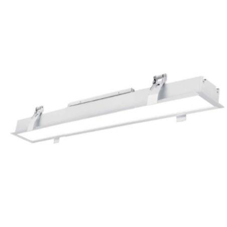 NOGAP 2 18W Downlight encastré LED IP54 Réflecteur grand brillant
