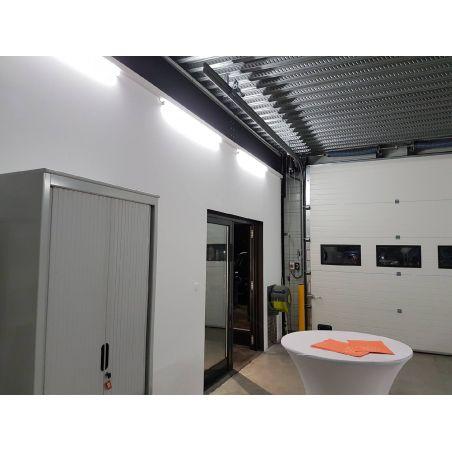 KORA 45W projecteur encastré LED orientable d'accentuation