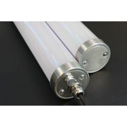 FINNA HE 100W projecteur de suspension industriel LED IP65 160 lm/W Haute efficacité lumineuse