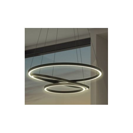 DHALEX 600x600 54W dalle LED IP44