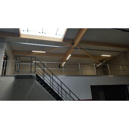 HOUSTON 100W projecteur extérieur LED étanche IP66