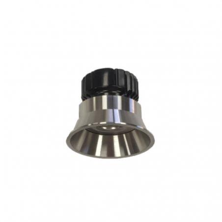 BRIGHT E27 Hublot extérieur aluminium IP65 IK10