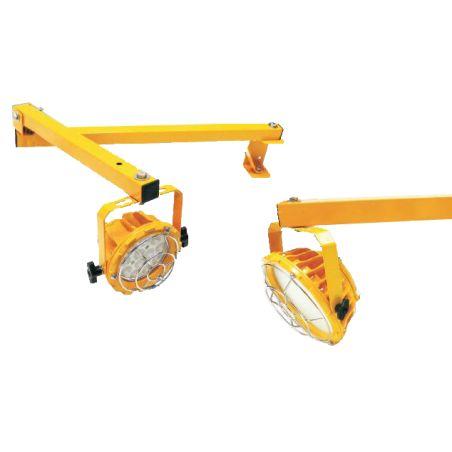 ARCAN applique extérieur LED aluminium IP54