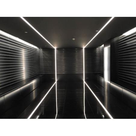 NOVAD 600x600 36W dalle LED
