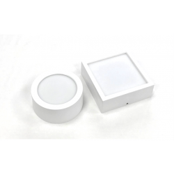 KOBE SQUARE Downlight saillie LED 18W IP54