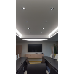 CONNOR 1 10W spot encastré LED dimmable Triac