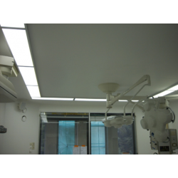 NOVAD 300x1200 54W dalle LED 100 lm/W IP44