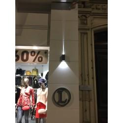 FEELIT applique extérieur LED aluminium IP65