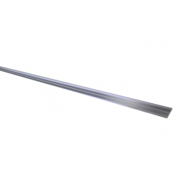Profilé aluminium PLAT