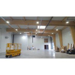 FALCO 200W projecteur industriel LED IP65 140 lm/W