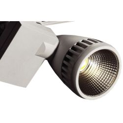 R LINE 38W Projecteur sur rail d'accentuation LED