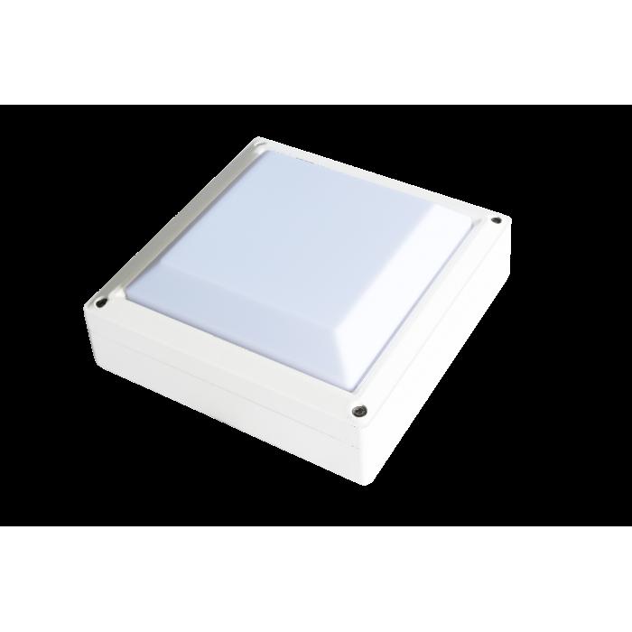 TRUNKA SQUARE 15W applique extérieur LED aluminium IP65 IK10