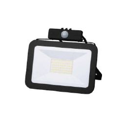 VIETAU D 10W Projecteur extérieur à détecteur IR LED IP65 IK08 120°