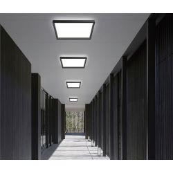 DONEA IN SQUARE PLAFONNIER 600x600 LED