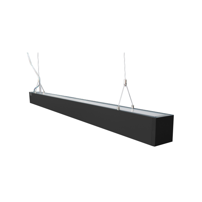 TEBEA 75105 2400 120W suspension direct / indirect LED