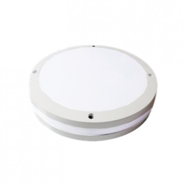 CYRCLE D 40W Hublot extérieur LED aluminium IP65 IK10 détecteur