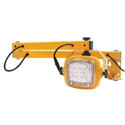 KIARTER 50W Projecteur de quai avec bras articulé IP66 IK10