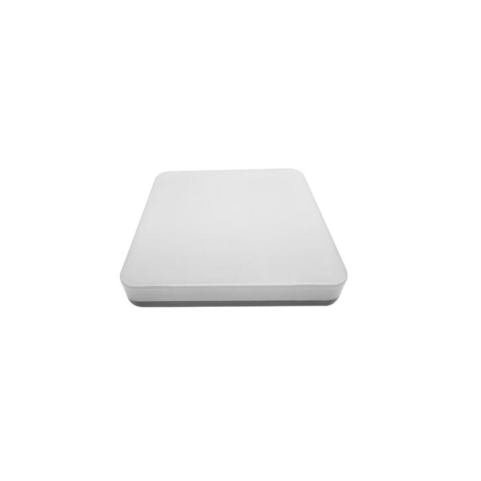 OBORA SQUARE D 24W hublot LED IP55 IK10 MULTI K détecteur