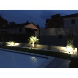 KANOA 9W Projecteur LED de jardin